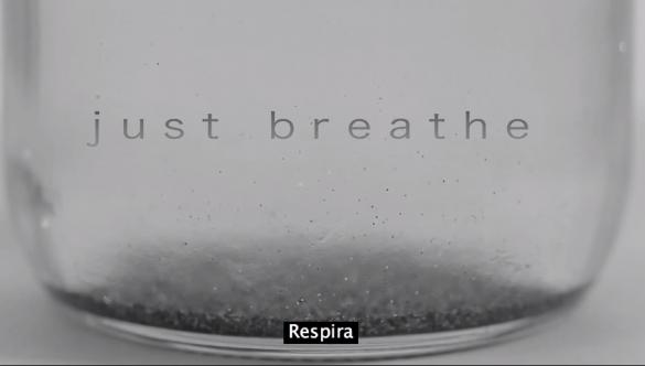 Just breathe», un cortometraje sobre el manejo de las emociones